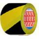 Маркираща самозалепваща лента - жълто/черна