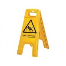 VERMOP Предупредителен знак за хлъзгав под