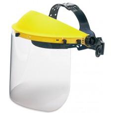 Защитен лицев шлем от поликарбонат